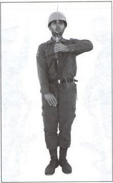 پیش فنگ در سربازی